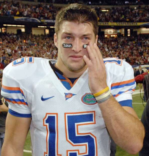 Sending Our Love Down The Well–Tim Tebow Needs OurHelp.